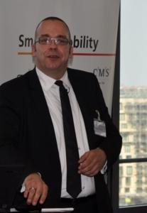 Michael Kamps, Partner CMS Hasche Sigle