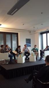 Sven Lackinger, Michael Minis, Andreas Schneider, Michel Stumpe, Dr. Julian Probstmeier, Jens Stoewhase (v.l.n.r.)
