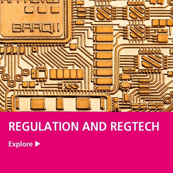 Fintech Regulations and Regtech Image