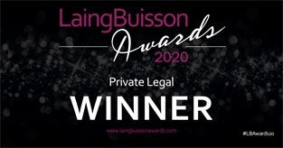 Laing Buisson Award 2020