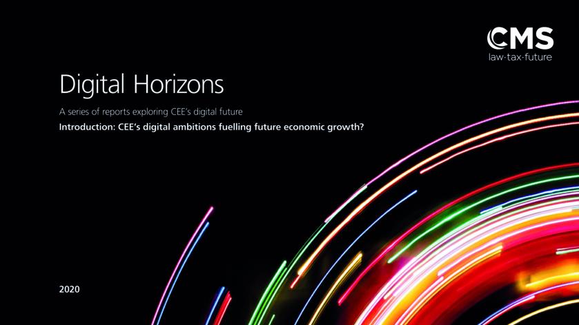 CEE Digital horizon report - Executive Summary