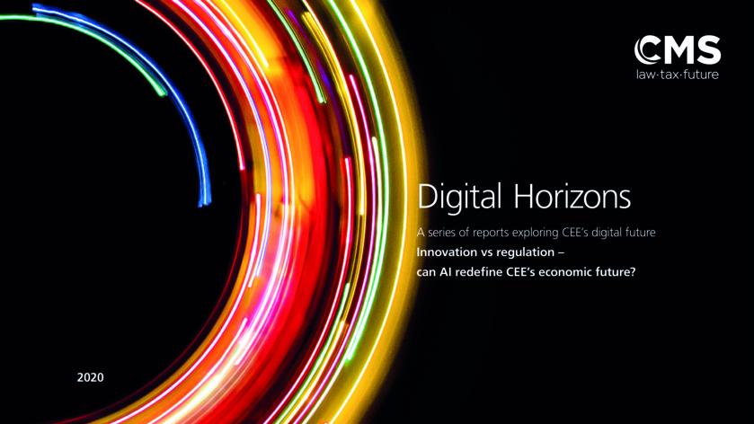 CEE Digital horizon report - AI