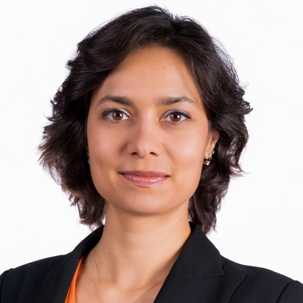 Dalia Majumder-Russell