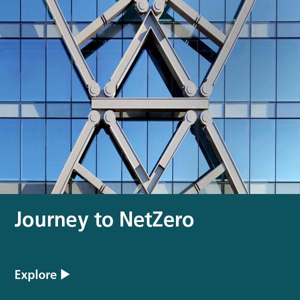 Journey to netzero tile