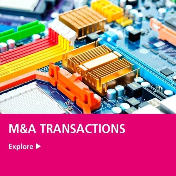 Fintech M&A Transactions Image