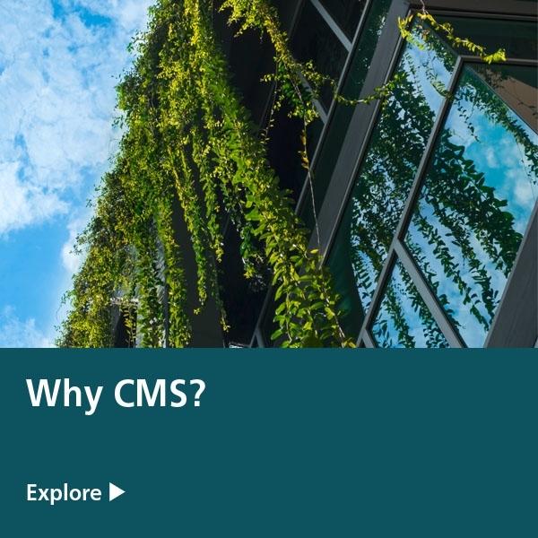why CMS tile