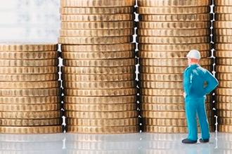 fiscalité pièce monnaie figurine banque 330x220