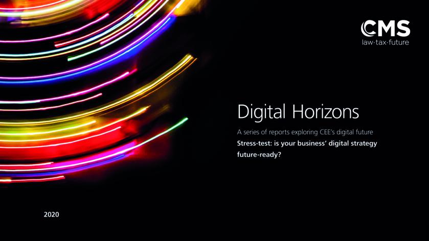 CEE Digital horizon report - Stress tests