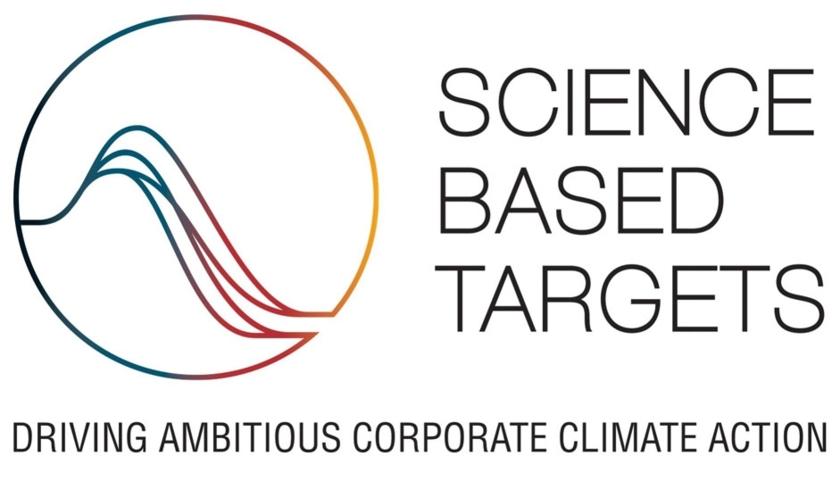 science based targets logo