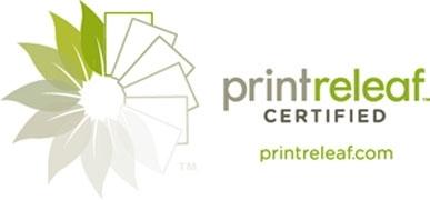 printleaf certified logo