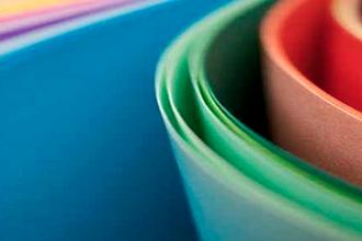 papier dossier couleurs 330x220