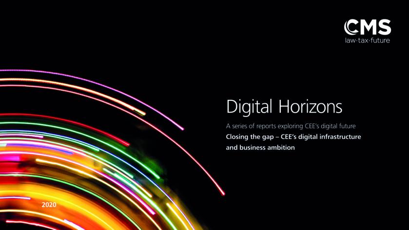 CEE Digital horizon report - Digital Infrastructure