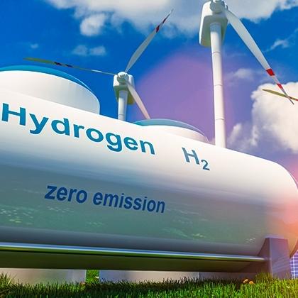 Clean energy, hydrogen, renewables: фотография