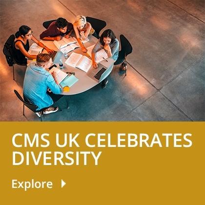 CMS UK Celebrates Diversity tile
