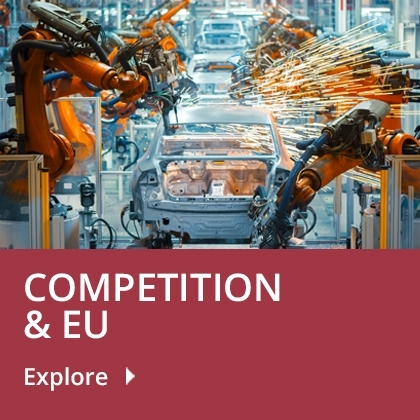 Competition & EU tile