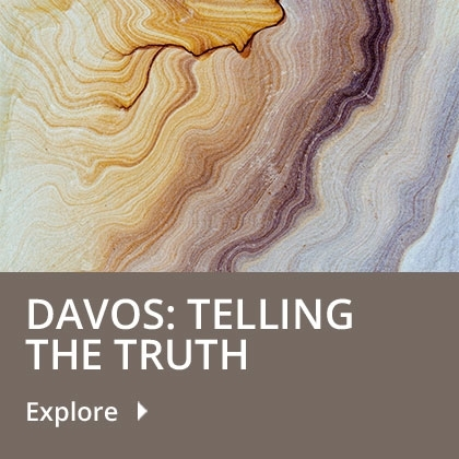 Davos: Telling the Truth tile