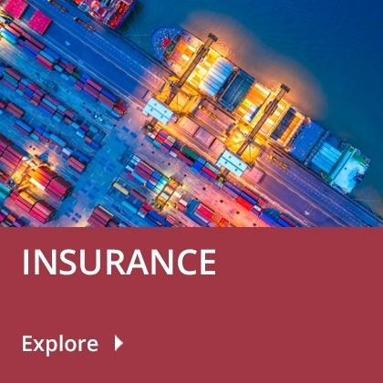 Insurance tile