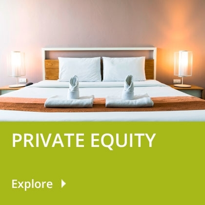 Private equity tile