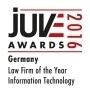 Awards 2016 Logo Information Technology