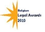 Belgian Legal Awards 2010