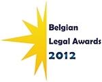 Belgian Legal Awards 2012