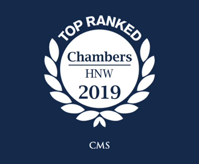 chambers hnw logo law firm