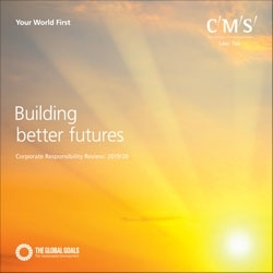 CMS CR Review brochure cover