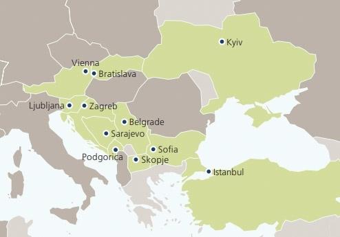 CMS Österreich CEE-Standorte