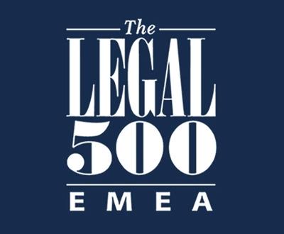 legal 500 emea prix cabinet d'avocats