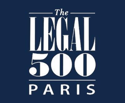 legal 500 prix cabinet d'avocats