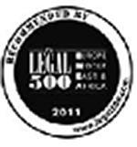 Legal 500 2011