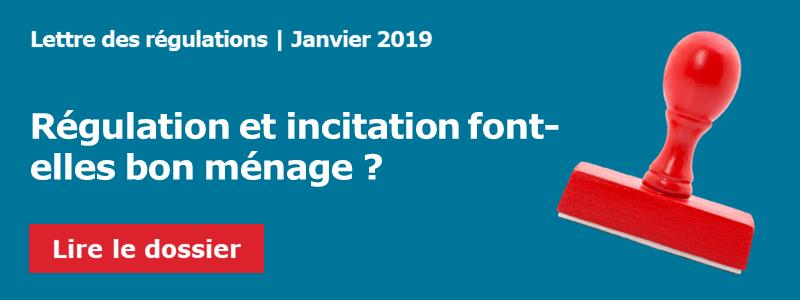 Lettre des regulations - janvier 2019 800x300