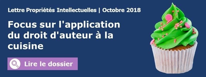 lettre propriétés intellectuelles octobre 2018