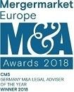 mergermarket Europe 2018