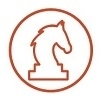 picto code de la commande publique cheval