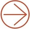 picto code de la commande publique flèche
