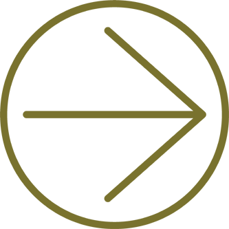 Pictogram of an arrow in a circle