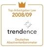 Trendence-2008/2009