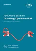 Advising the Board on Technology Operational Risk 150x212
