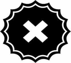 White Cross Infographic