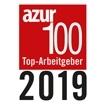 azur100 Top Arbeitgeber 2019