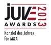 JUVE 2013 - M&A