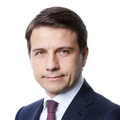 Portrait of Valeriy Fedoreev