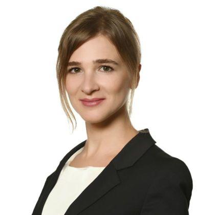 Portrait of Paulina Komorowska