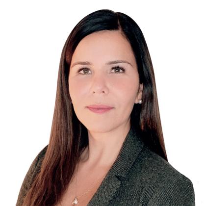 Portrait of Alessandra Cocchella