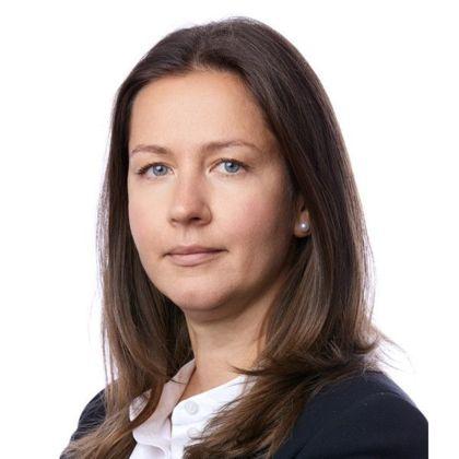 Portrait of Elena Tchoubykina