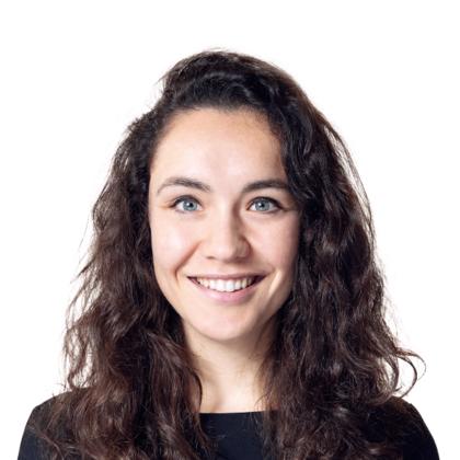 Portrait of Lisanne Velden