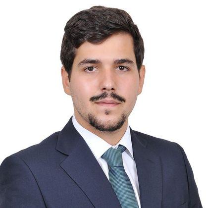 Portrait of Manuel Branco