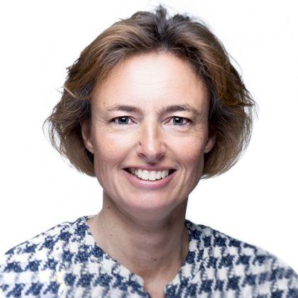 Portret van Ellen Gielen