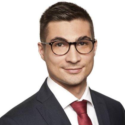 Portrait of Jakub Kabát